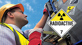 transport radioactiv